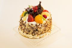 Cake shop for all occasion. Hand made Royalty Free Stock Photos