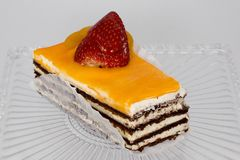 Cake shop for all occasion. Hand made Royalty Free Stock Photography