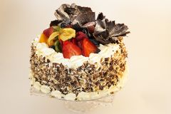 Cake shop for all occasion. Hand made Royalty Free Stock Images