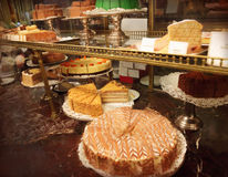 Cake shop Stock Image