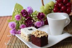 Cake shot Royalty Free Stock Image