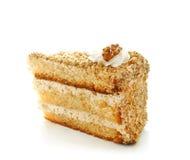 Cake slice Royalty Free Stock Photography