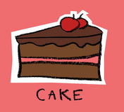 Cake Royalty Free Stock Photos