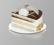 Cake slice Stock Photos