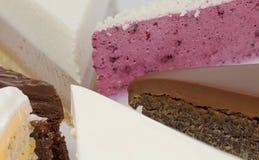 Cake Slices Royalty Free Stock Photo