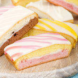 Cake Slices Royalty Free Stock Image