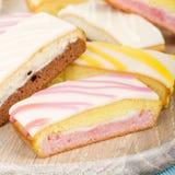 Cake Slices Royalty Free Stock Image