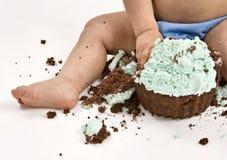 Cake Smash Photo Royalty Free Stock Photos