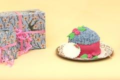 Cake-smash set Royalty Free Stock Photo