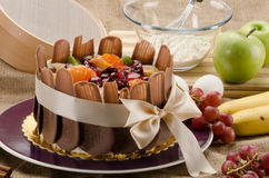 Cake - still life Stock Image