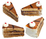 cake and sweet smel Stock Images