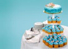 cake sweet wedding Στοκ Φωτογραφία