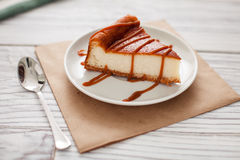 Cake swetty caramel Stock Photography