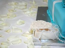 Cake Table royalty free stock photography