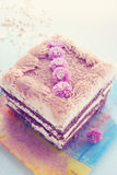 Cake tinted Royalty Free Stock Images
