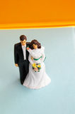 Cake topper Stock Image