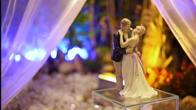 Cake Topper stock footage