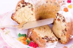 Cake truffle Royalty Free Stock Photography
