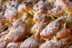 Cake van Tradicional de Tsjechische Kerstmis - Ka Và ¡ noÄ  Royalty-vrije Stock Foto