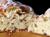 Cake van Tradicional de Tsjechische Kerstmis - Ka Và ¡ noÄ  Stock Fotografie