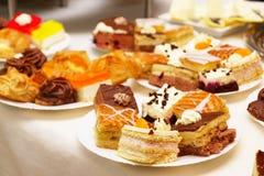 Cake variation Stock Image
