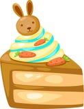 Cake vector Stock Photography