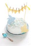 Cake voor Pasen Royalty-vrije Stock Afbeelding