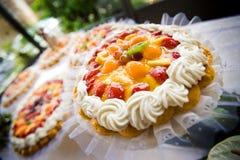 cake wedding Стоковое Изображение RF