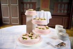 cake wedding Στοκ εικόνα με δικαίωμα ελεύθερης χρήσης
