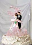 cake wedding Стоковые Изображения