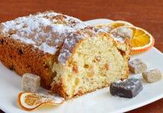 Free Cake With Raisins Stock Photography - 17452642