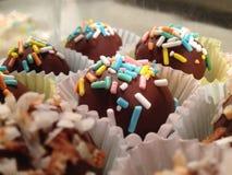 Cakeballs Fotografia Stock