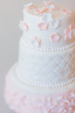cakeberättelse tre Royaltyfri Foto