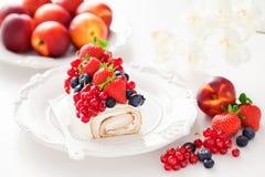 Cakebroodje Royalty-vrije Stock Afbeelding