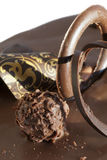 cakechoco Arkivbild