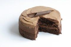 cakechoklad Royaltyfri Bild