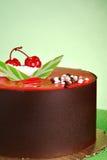cakechoklad Arkivfoto
