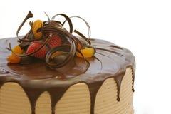 cakechoklad Royaltyfria Bilder