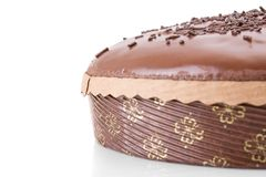 cakechokladfuskverk Royaltyfri Foto