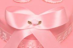 cakechristening Royaltyfria Bilder