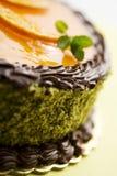 cakecloseup Royaltyfri Foto