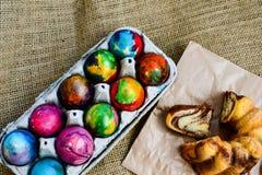 cakeeaster ägg arkivfoton