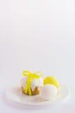 cakeeaster ägg fotografering för bildbyråer