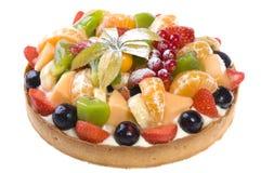 cakefrukt Arkivbild