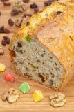 cakefrukt Royaltyfria Bilder