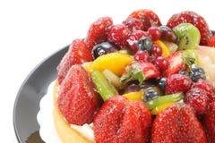cakefrukt Fotografering för Bildbyråer