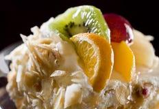 cakefrukter Arkivfoto