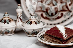 cakehallontea Arkivbilder