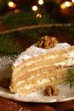 cakehonung Arkivfoto