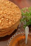 cakehonung Fotografering för Bildbyråer